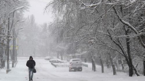 Cod galben de ninsori pentru sudul şi estul ţării, începând de mâine, ora 02:00