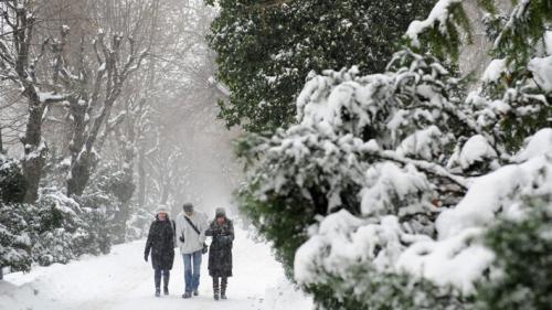 Weekend-ul vine cu temperaturi de până la minus 20 de grade. VEZI prognoza meteo pentru următoarele zile