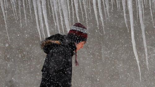 Cod portocaliu de ger în aproape toată România: Temperaturile vor coborî până la minus 27 de grade Celsius