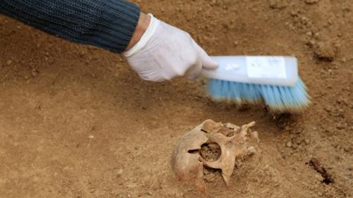 Peste 100 de morminte ale vampirilor, descoperite în Bulgaria