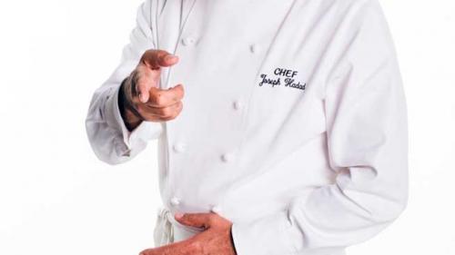 """Chef Joseph Hadad: """"Voi fi dur la Top Chef, e în joc numele meu"""""""