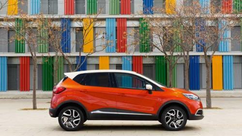 Renault propune pieţei româneşti un crossover urban. Captur, lansat oficial
