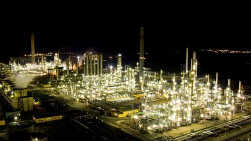 Rafinăria Petromidia , 43% din capacitatea de rafinare a României
