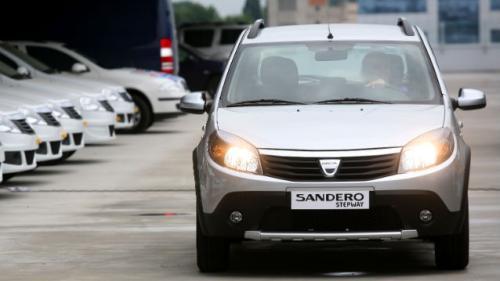 Dacia Sandero a obţinut 4 stele la ultimele teste de siguranţă EuroNCAP
