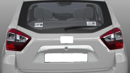 Nissan Terrano, reinterpretarea niponă a Daciei Duster. Vezi primele imagini
