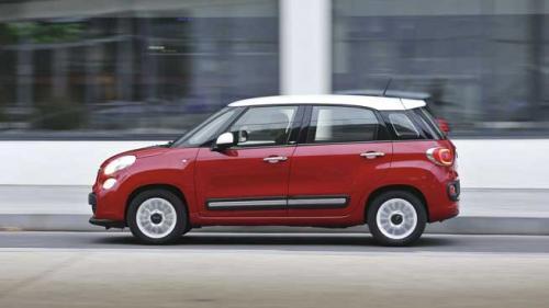 Fiat 500 L invadează America. Vezi clipul de prezentare!