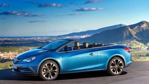 Opel Cascada este oficial în România!