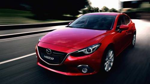 S-a lansat noua Mazda3 hatchback