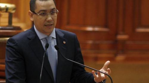 Victor Ponta despre ancheta penală de la Antena 3: Îi consider pe Gâdea şi pe ceilalţi nişte jurnalişti extraordinar de buni