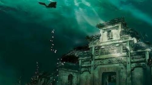 Descoperire FANTASTICĂ în China. Ce a ascuns Partidul Comunist în adâncul lacului Qiandao (VIDEO)