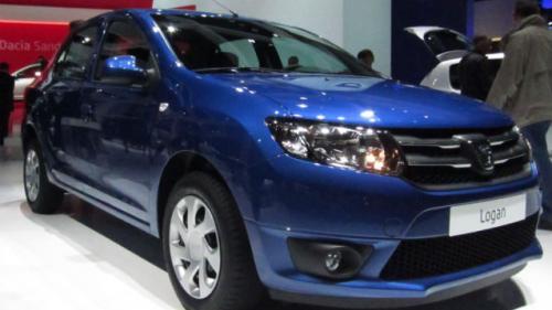 Dacia, lider la creştrea vânzărilor de autoturisme noi în Europa în primele patru luni din 2014