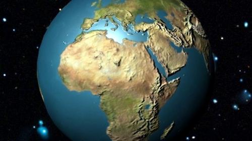 Terra In Format 3d Ce Au Surprins Sateliţii Germani In Timpul