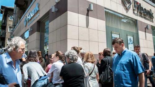 Bulgaria, în criză politică după neîncrederea în bănci