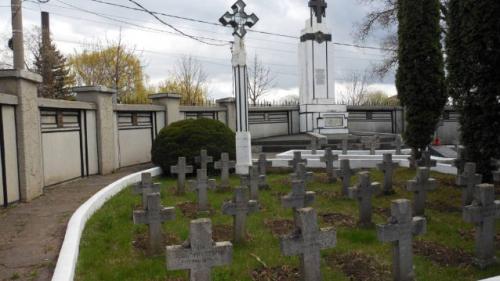 """Cimitirul """"Eternitatea"""" din Vaslui nu mai are locuri disponibile"""