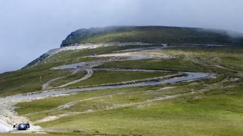Transalpina Văzută De Sus Imagini Spectaculoase Surprinse De O