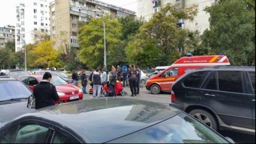 ACCIDENT MORTAL în Capitală, lângă Orășelul Copiilor. O bătrână a traversat neregulamentar