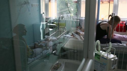 Nou caz de diaree severă. Încă un copil din Piteşti va fi transferat miercuri la Spitalul 'Marie Curie'