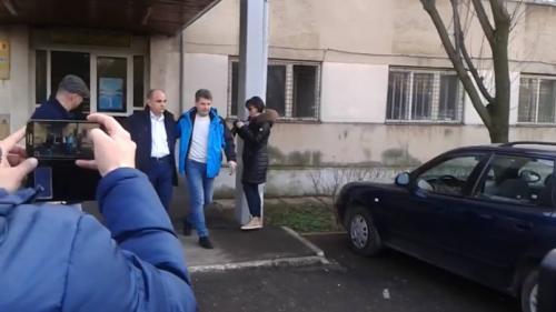 Vicepreşedintele CJ Prahova, Radu Ionescu, arestat preventiv