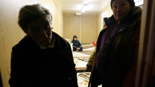 Adăposturile-sperietoare, pentru oamenii străzii