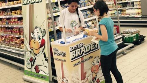 Patronul Lactate Brădet spune că analizele din Germania au arătat că brânza produsă în fabrică este bună pentru consum