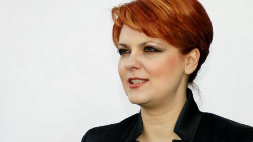 Lia Olguţa Vasilescu, în arest la domiciliu