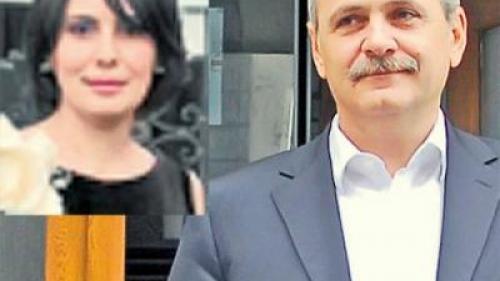 Fosta soţie a lui Liviu Dragnea, Bombonica Prodana, la DNA