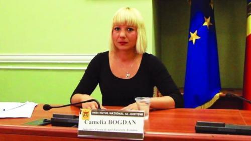 Judecătoarea Camelia Bogdan, cercetată disciplinar