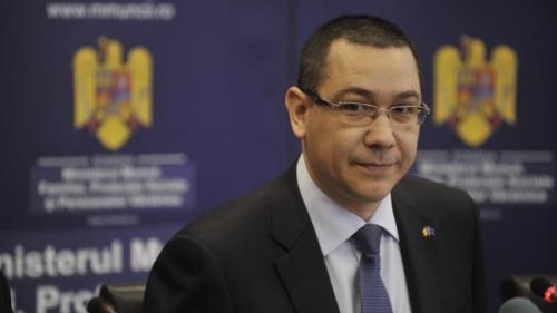 Victor Ponta a părăsit sediul DNA Ploieşti