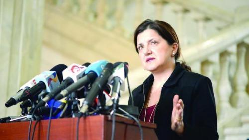 Prună: Justiţia din România funcţionează astăzi bine; sistemul este încă subfinanţat
