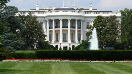 Serată de jazz la Washington. Casa Albă (White House) transformată în `Blues House`