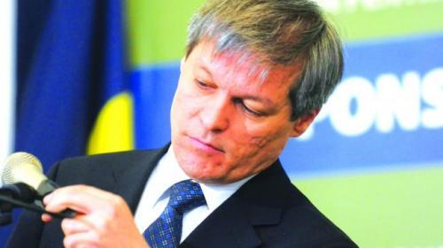 Cioloș: Am cerut ministrului Sănătății urgentarea clarificării problemei în cazul dezinfectanților din spitale
