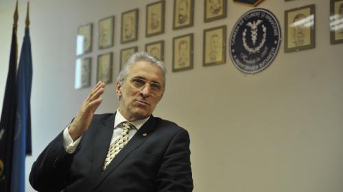 Sorin Dimitriu a solicitat suspendarea sa din funcţia de vicepreşedinte al Camerei de Comerţ a României, în urma anchetei DNA
