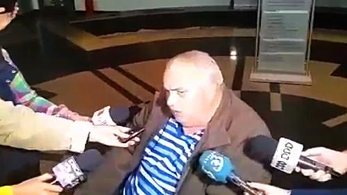 Constanţa: Nicuşor Constantinescu a fost arestat preventiv