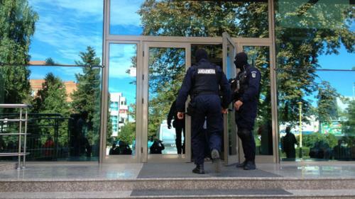 Rectorul Universității Maritime ar putea fi implicat într-un dosar de evaziune fiscală