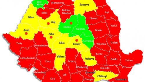 Cum Arată Harta Politică A Romaniei După Alegerile Locale Pdl