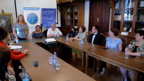 Cei mai buni 10 profesori din România au fost premiați