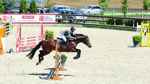 Ionel și Ionuț Bucur, dragostea pentru cai și performanță în echitație