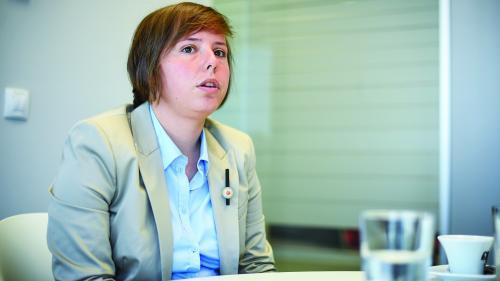 Ana-Maria Mareș: Când se ivesc oportunitățile trebuie să-ţi cântărești bine drumul