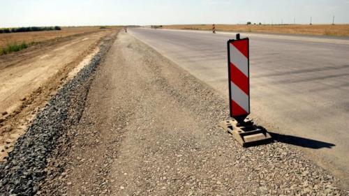 Infotrafic: Lucrări pe autostrada Timişoara-Arad