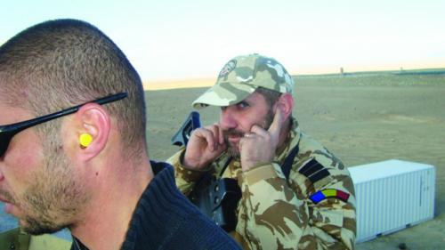 """""""Vreau să se știe că și România are militari căzuți la datorie"""""""