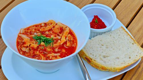Rețetă de la Chef Paul Siserman - Tocăniță de burtă
