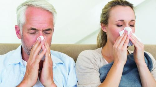 Aerul condiționat poate provoca sinuzită