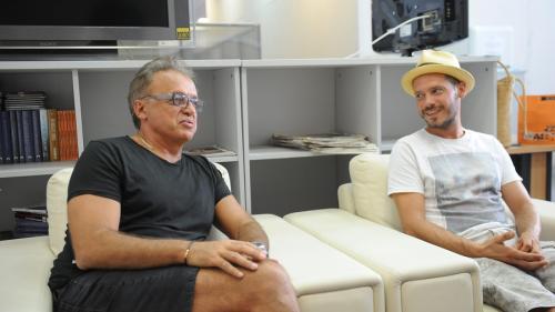 Edi Petroșel și Jurjak, într-o colaborare tată-fiu perfectă