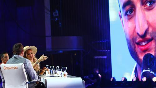 """X Factor - Pe scena show-ului de la Antena 1 apar Miki de la K-pital, actorul Cosmin Natanticu, Loredana """"Prinţesa de aur"""" şi Hamude din """"Insula Iubirii"""""""
