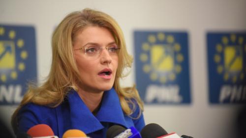 Alina Gorghiu: Îmi dau demisia dacă PNL nu va face majoritatea parlamentară