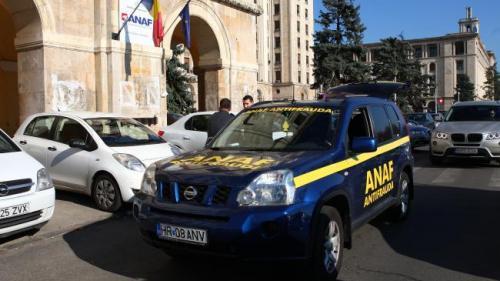 ANAF: Aproape un miliard de euro au fost scoşi din România în ultimii cinci ani
