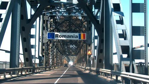 Traficul rutier pe podul de la Giurgiu, închis până pe 23 octombrie