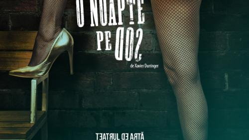 """O nouă premieră la Teatrul de Artă București: """"O NOAPTE PE DOS"""" de Xavier Durringer"""