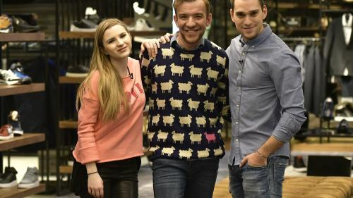 Happy Channel. Criss și Stephan Pelger vin cu sfaturi pentru ținutele de Sărbători