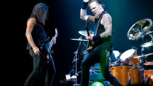 Metallica şi John Legend, prezenţi pe scena galei Grammy Awards
